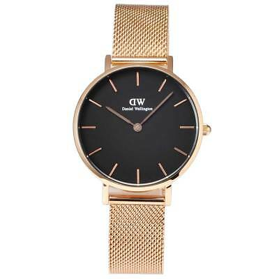 New Daniel Wellington Dw00100161 Petite Melrose Watch 32Mm - 2 Year Warranty