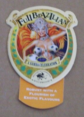 Wychwood Brewery New Full Brazilian Pump Clip Face Only