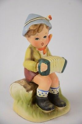 Vintage Arnart Creation Figurine Designed by Erich Stauffer Japan Boy figure #44