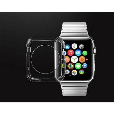 PLATYNE Coque pour Apple Watch - 38 mm - Silicone