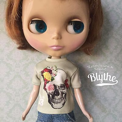 T-Shirt for Neo Blythe , Blythe outfit, licca