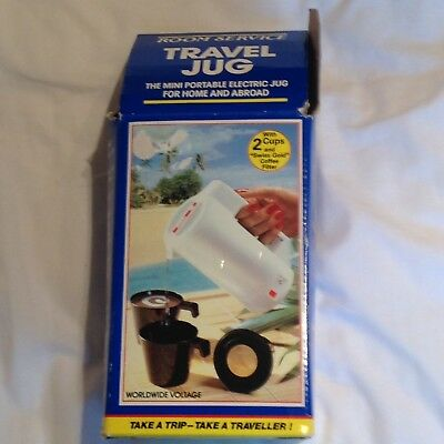 Travel Kettle With Cups