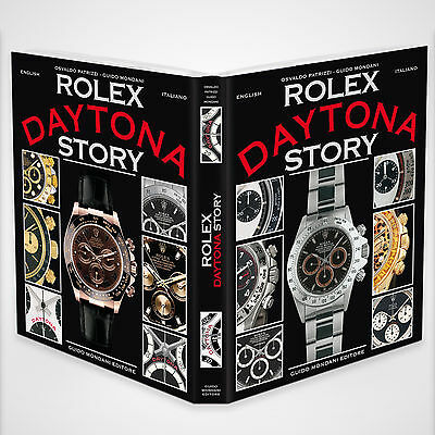 ROLEX DAYTONA BOOK: history, technical info, price list. The best guide