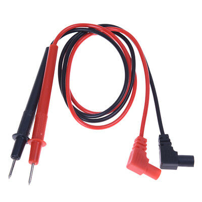 "28"" Multimeter Test Leads, Black and Red, 1 Pair WS S8U4"