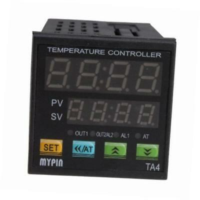 ? universal digital pid temperature controller rnr control out dual display for