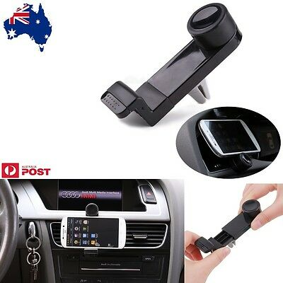360°Car Air Vent Mount Cradle Holder Stand for Mobile Smart Cell Phone