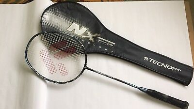 Nx670 Badminton Racket with cover