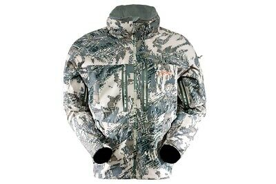 Sitka Cloudburst Jacket Optifade Open Country Mens Medium.   MPN 50149-OB-M