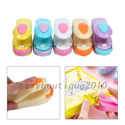 Mini Portable Heat Sealing Machine Impulse Seal Packing Plastic Bag Sealer