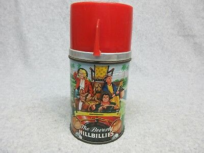 Best-On-ebay 1963 THE BEVERLY HILLBILLIES TV THERMOS Near MiNt Condition #9.4