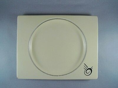 Clarice Cliff Wilkinson Staffordshire Biarritz Abstract Yale Large Plate