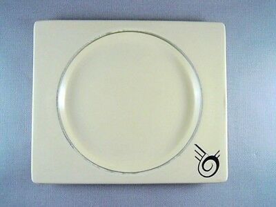 Clarice Cliff Wilkinson Staffordshire Biarritz Abstract Yale Dessert Plate