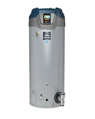 State 100 Gal 250000 BTU Modulating Ultra Force Natural Gas Comm. Water Heater