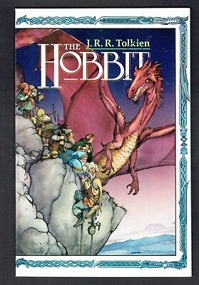 Hobbit Book Three Eclipse Prestige Format 1990 NM JRR Tolkien Lord of the Rings
