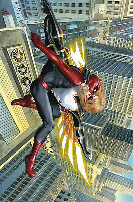 AMAZING SPIDER-MAN #791 ALEX ROSS Legacy Marvel Comics NM Presale 11/14/2017