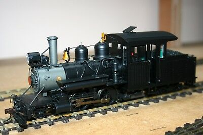 Bachmann On30 locomotive Forney 2-4-4 DCC Painted Unlettered