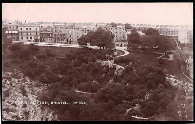 Clifton Zigzag 1912 Real Photo   Postcard