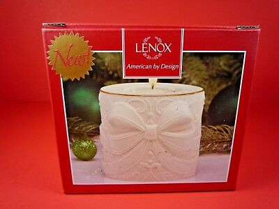 Lenox American By Design Radiant Light Bow Votive