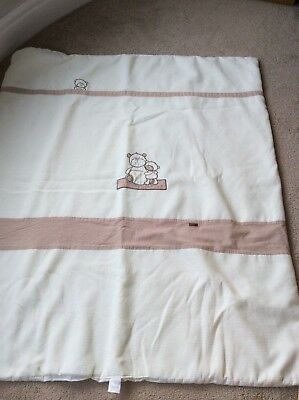 Mamas&Papas Cot duvet & 2 pillow cases