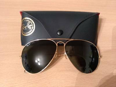 Genuine B&l RAY BAN Aviators