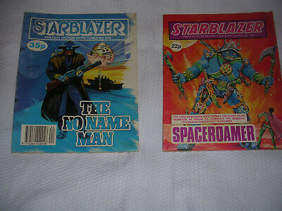 Starblazer Fantasy/Space fiction in pictures