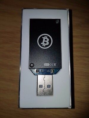 ASICMiner Bitcoin Miner USB Block Erupter SHA-256 333 MH/s (Working)