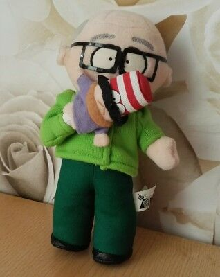 Rare south park Mr Garrison and mr hat soft toy collectable
