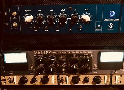Mix and Master - through outboard