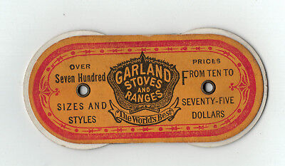 Garland Stoves & Ranges Game Counter