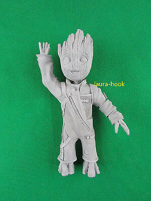 2017 Newest Baby Groot Figurine Guardians Of The Galaxy Resin 17CM