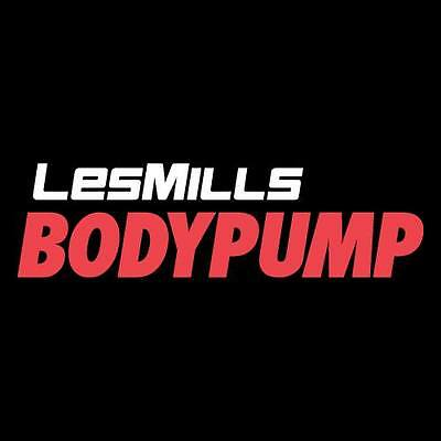 Body Pump Releases 86, 87, 99, 100, 101, 102,  on USB