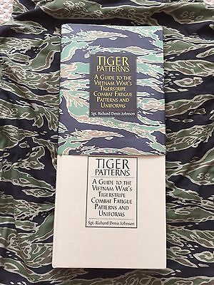 Tiger Patterns: A Guide to the Vietnam War's Tiger camo stripe Combat Johnson