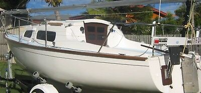 Yacht Moulds Investigator Trailable Yacht Plus A Hull And Deck.local Pickup Only