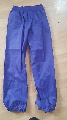 girls waterproof trousers age 8