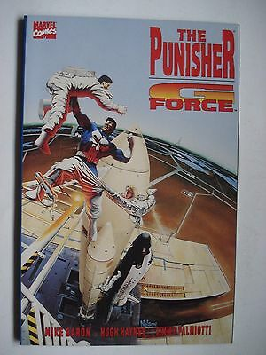 The Punisher G Force Marvel English Comics 1992