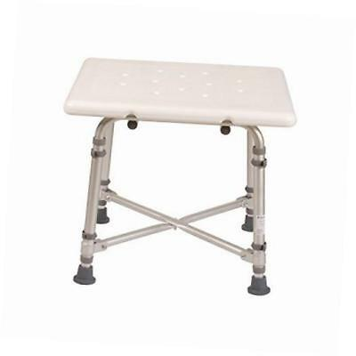 germ-free heavy-duty bariatric bath seat shower chair bench stool, supports up