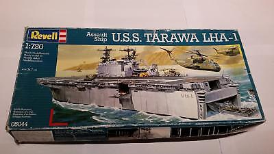 Revell 05044 USS Tarawa Assault Ship LHA-1 US Navy Helicopter Carrier 1:720