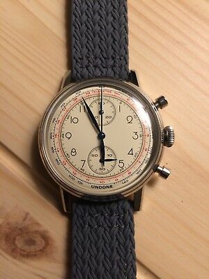 UNDONE Killy men's watch - only 4 months old - excellent condition
