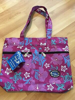 Medium Hawaii Spirit Handbag Purse Travel Tote Bag
