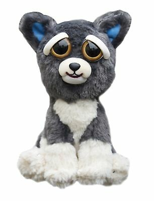Feisty Pets FP-DOG Sammy Suckerpunch Dog Plush