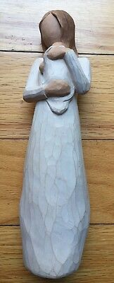 """Willow Tree """"Angel of Mine"""" Mother & Baby Child Susan Lordi  DEMDACO"""