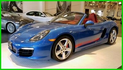2014 Porsche Boxster S One Owner, 20k miles, PDK, Well-optioned, Fully serviced