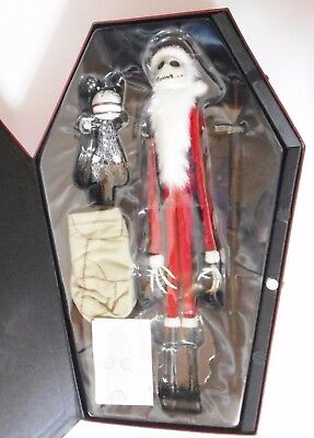 NIGHTMARE BEFORE CHRISTMAS Miracle Action figure DX Santa Jack Medicom Toy Flaws