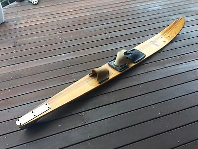 Vintage Water Ski Timber Cheetah ....