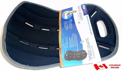 Obusforme Back Boost Portable Comfort Seat NEW