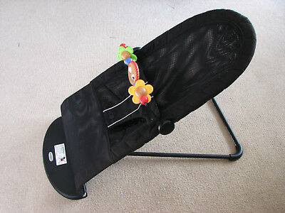 Baby Bjorn Air Bouncer with Toy Bar