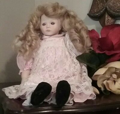 Haunted Doll/ Vessel Rosalind Highly Active Playful Curious