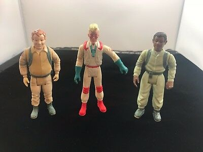 Vintage The Real Ghostbusters Action Figures