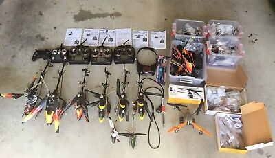 Helicopters, Remote Controls & Parts