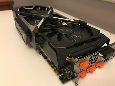 Gigabyte Aorus 1080 Ti Xtreme Edition (Xtreme is for COOL KIDS ONLY)